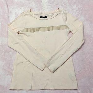 😀 Gap long sleeve tees size 8
